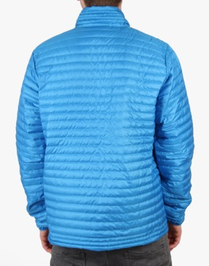 Patagonia Down Shirt Jacket - Andes Blue
