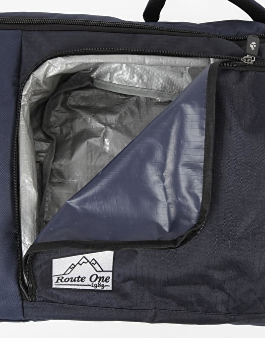 Route One Wheelie Snowboard Bag - Navy