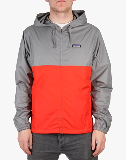 Patagonia Light Variable Hoody Jacket - Turkish Red/Feather