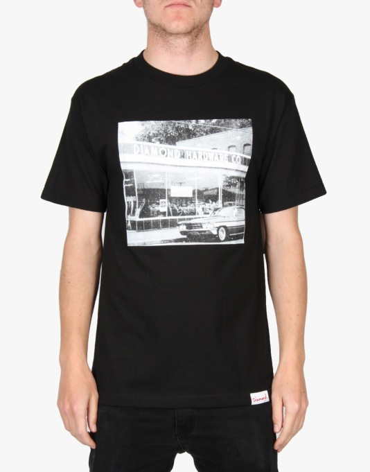 Diamond Supply Co. Hardware Store Co. T-Shirt - Black