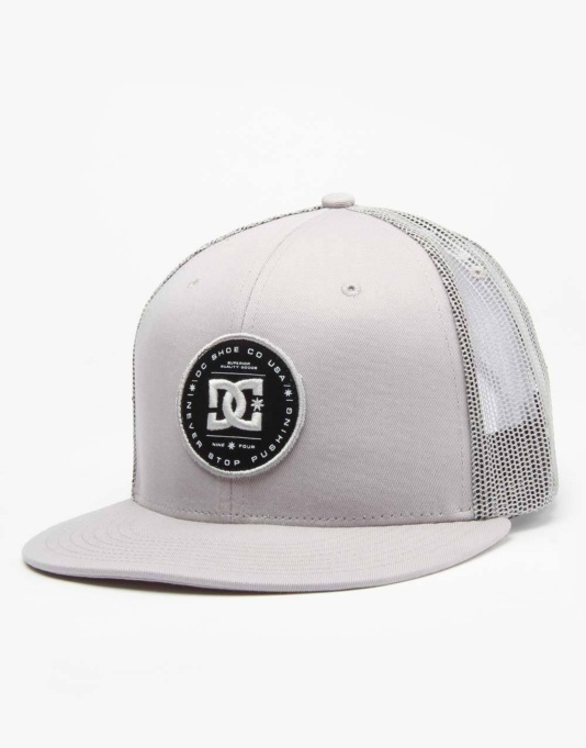 DC Daxbred Snapback Cap - Monument