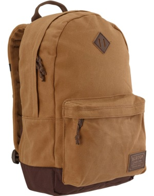 Burton Kettle Backpack - Beagle Brown Waxed Canvas
