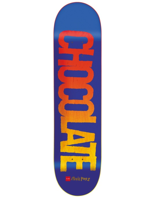 Chocolate Perez Flyer Pro Deck - 8.125""