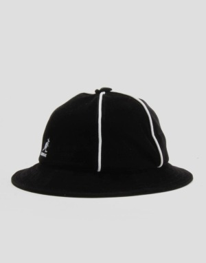 Kangol Track Casual Bucket Hat - Black