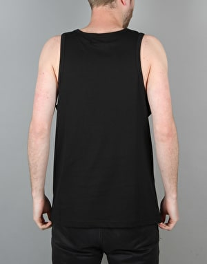 Route One Mini Logo Vest - Black