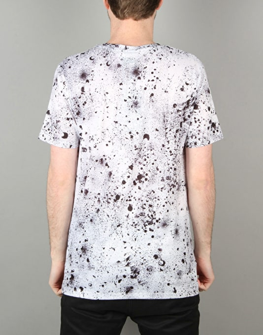 Hype Speckle T-Shirt - White