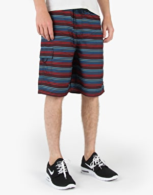 Fourstar Normandie Boardshorts - Black