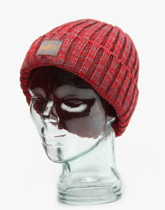 Barts Leroy Beanie - Red