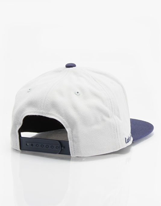 The Hundreds Dinger Snapback Cap - Navy
