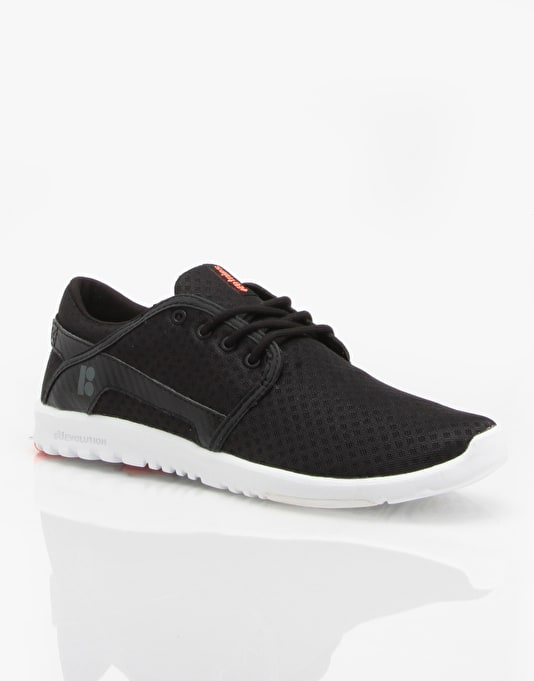 Etnies x Plan B Scout Skate Shoes - Black