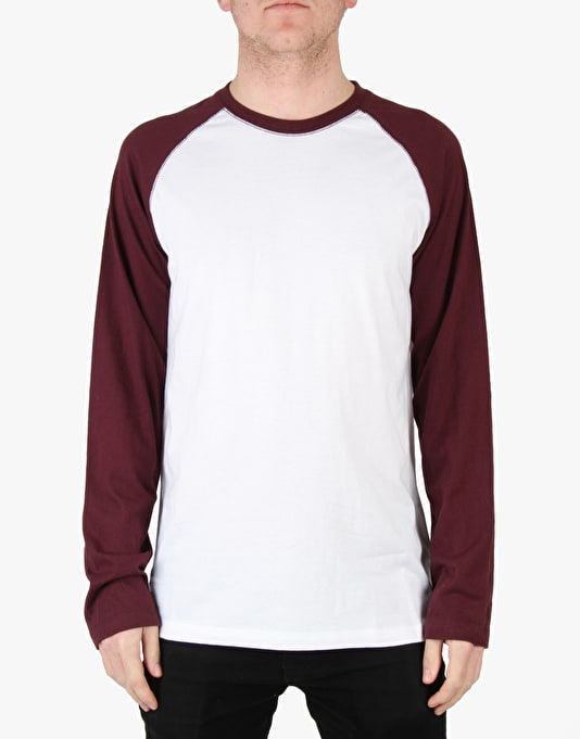 Dickies Lake Worth T-Shirt - Maroon