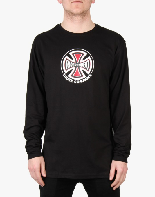 Independent Truck Co. L/S T-Shirt - Black