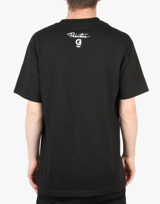 Primitive x G Pen T-Shirt - Black