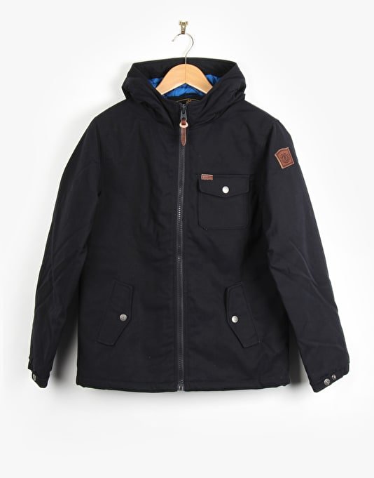 Element Freemont Boys Jacket - Total Eclipse