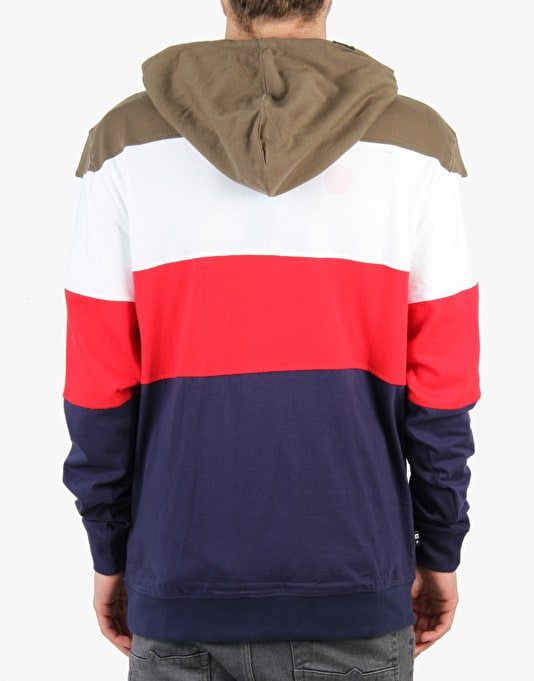 Fourstar Canal Pullover Hoodie - Estate Blue