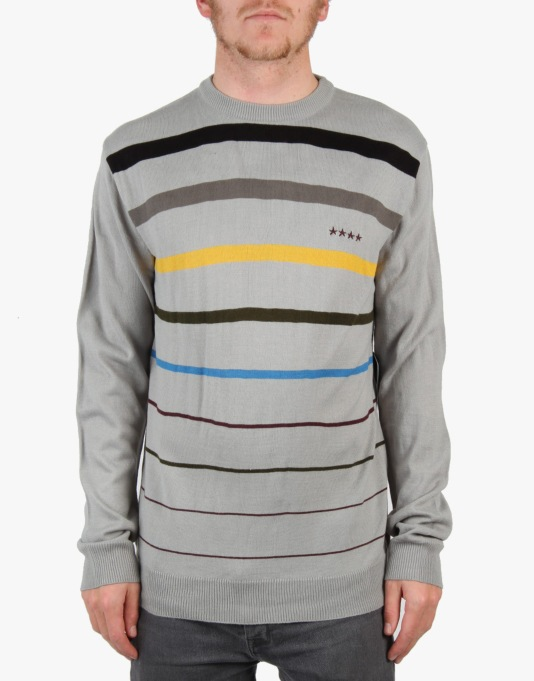 Fourstar Kellert Knit - Grey