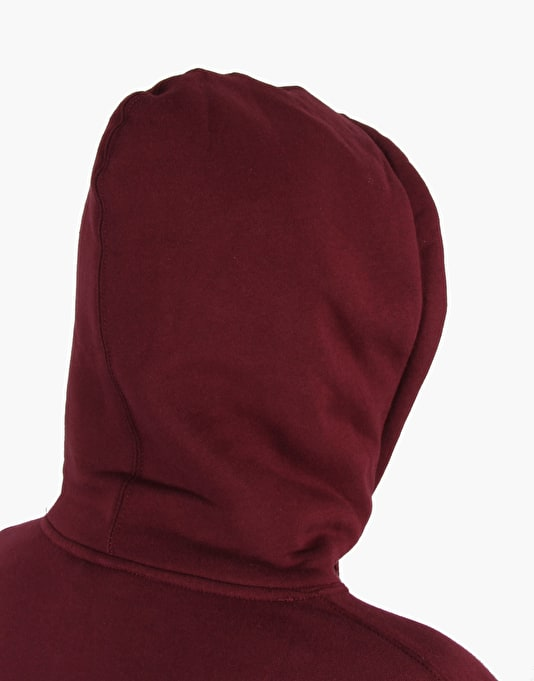 Spitfire OG Classic Pullover Hoodie - Maroon