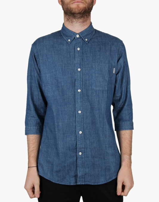 Publish Daner Shirt - Light Indigo