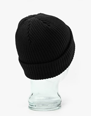 The Hundreds Crisp 2 Cuff Beanie - Black