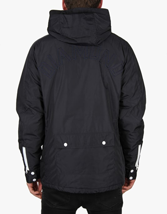 Diamond Supply Co. Arch Digger Jacket - Navy