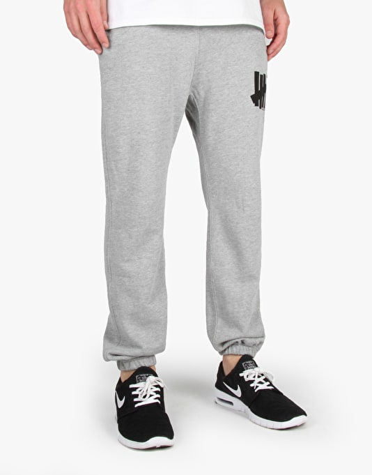 Undefeated 5 Strike Terry Pants - Grey Heather
