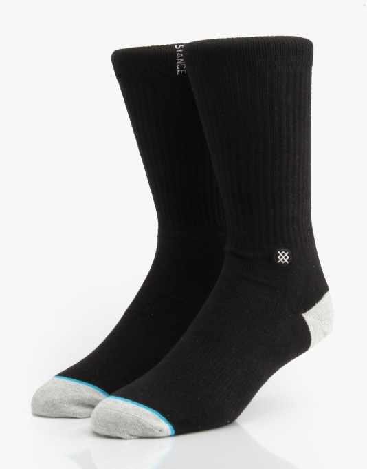 Stance Prime Socks - Black