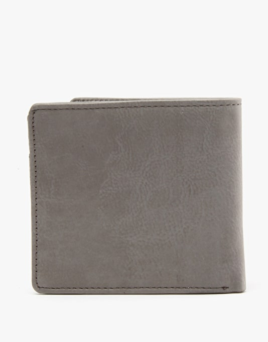 Volcom Slim Stone Wallet - Grey