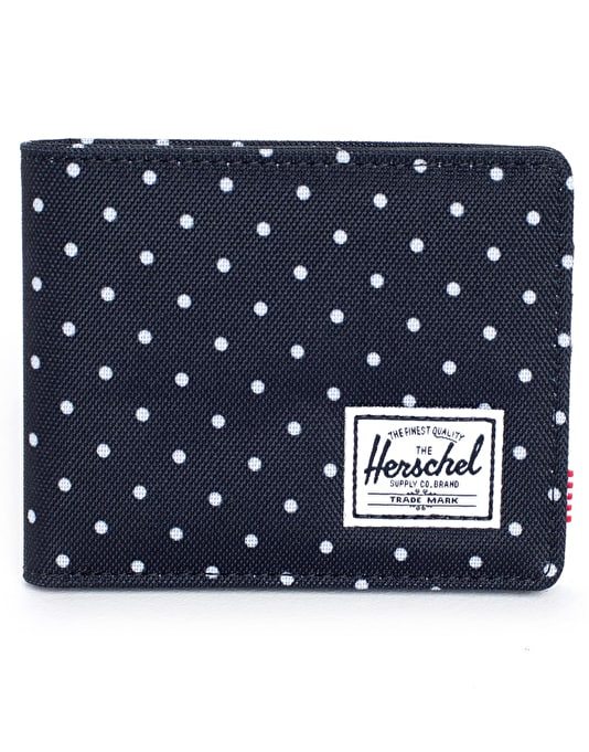 Herschel Supply Co. Roy Coin Wallet - Polka Dot