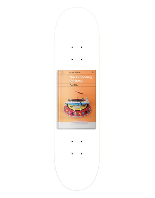 Isle Shier Editions Pro Deck - 8.5""