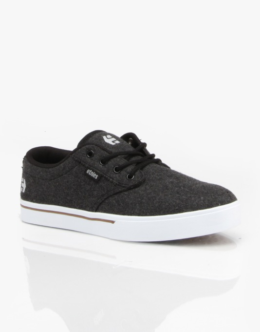 Etnies Jameson 2 Eco Skate Shoes - Charcoal