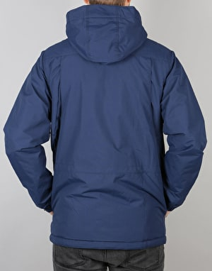 Patagonia Isthmus Parka Jacket - Navy Blue