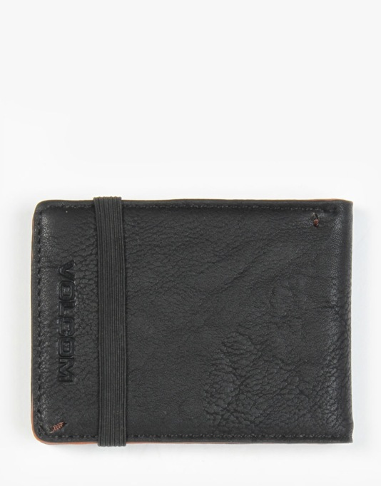 Volcom Facet Wallet - Black