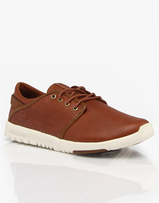 Etnies Scout Shoes - Brown