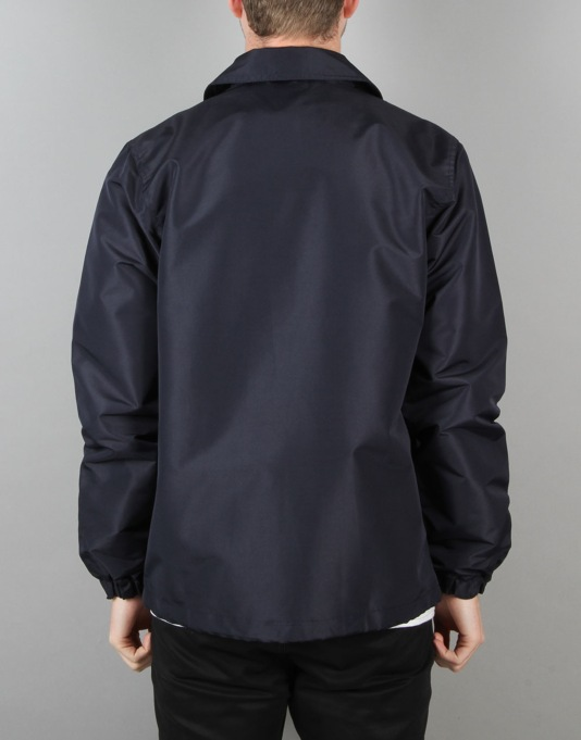 Route One Coach Jacket - Navy