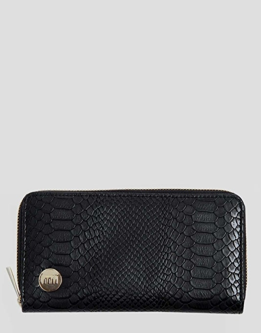 Mi-Pac Zip Purse - Pyhton Black
