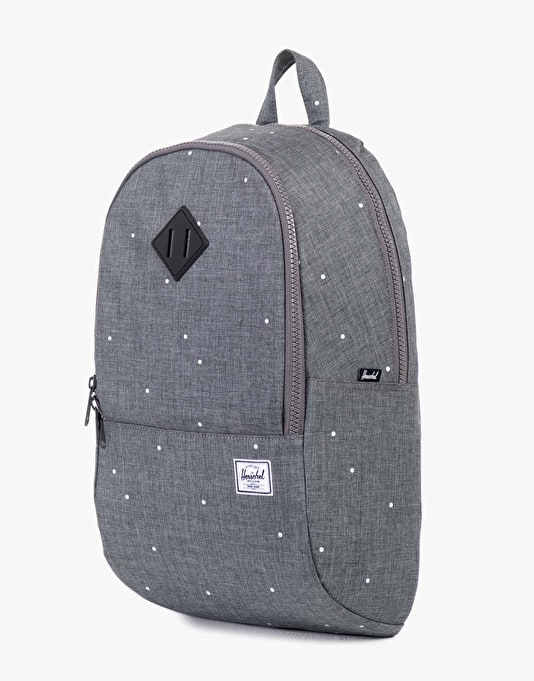 Herschel Supply Co. Nelson Backpack - Scattered Charcoal