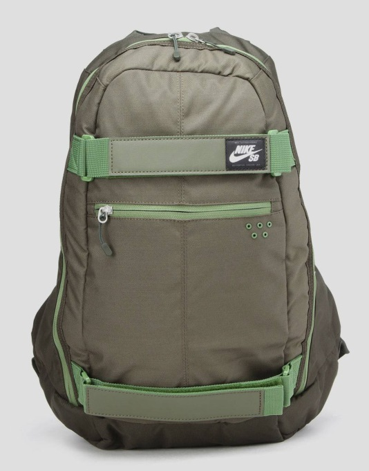 Nike SB Embarca Backpack - Cargo Khaki/Sequoia (Treeline)