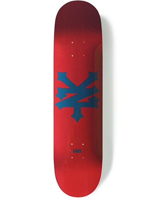 Zoo York Big Cracker Team Deck - 8.25""