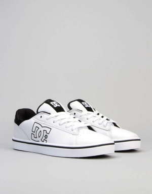 DC Notch Skate Shoes - White