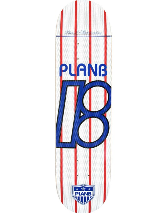 Plan B United Team Deck - 8""