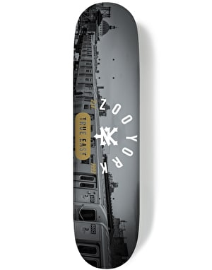 Zoo York Urban Landscape Series #1 MTA Team Deck - 8.375