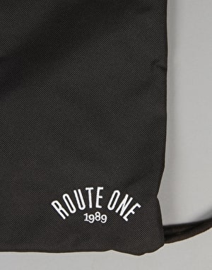 Route One Kit Bag - Black