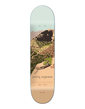 Chocolate Eldridge Park Service Pro Deck - 8