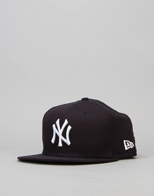 New Era 9Fifty MLB New York Yankees Snapback Cap - Navy White ... dffd1873f68f