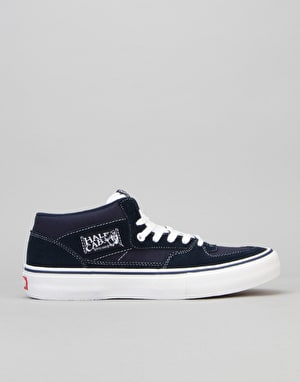 Vans Half Cab Pro Skate Shoes - Dress Blues