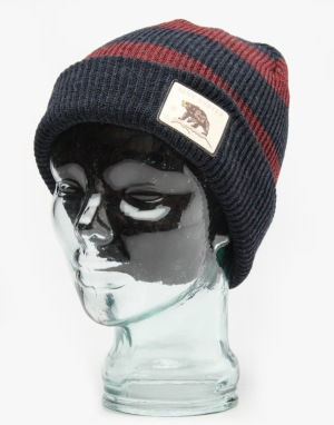 Spacecraft Trapper Beanie - Navy