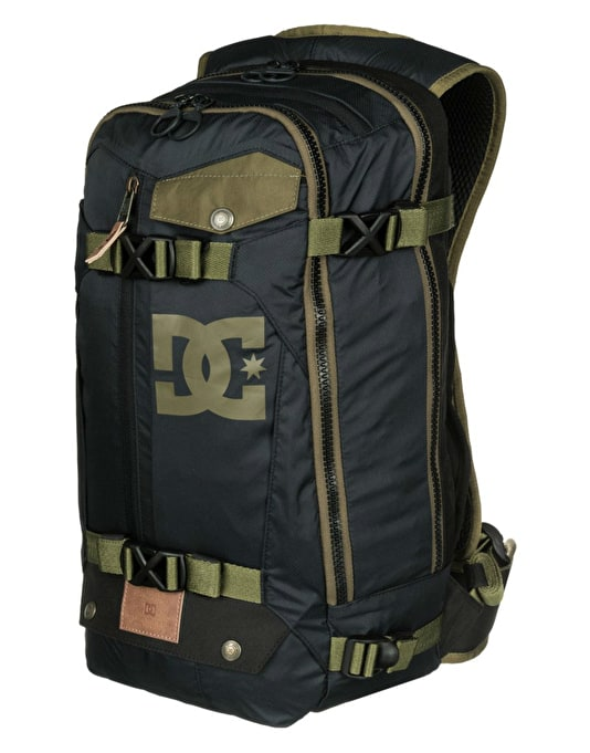 DC Gunner Backpack - Anthracite