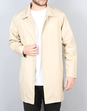 Stüssy Long Coach Jacket - Tan