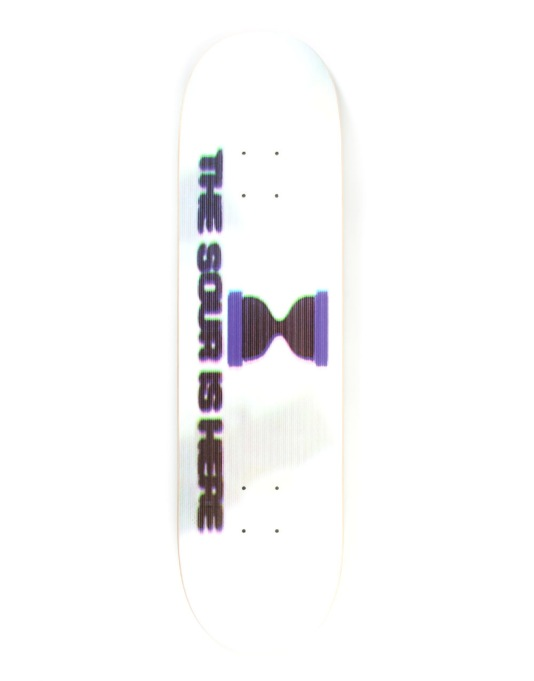 Sour The Sour is Here Team Deck - 8.125""