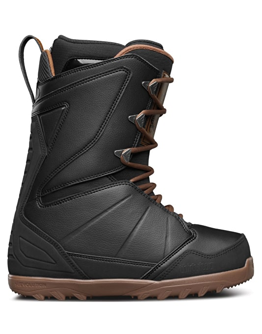Thirty Two Lashed Larsen 2016 Snowboard Boots - Black/Gum